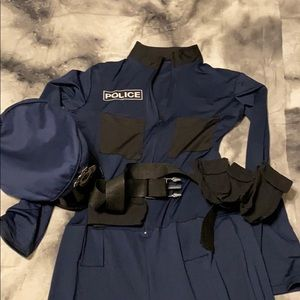 Other - Police Halloween costume